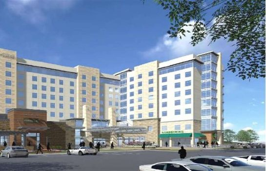 Vista exterior Embassy Suites by Hilton Berkeley Heights