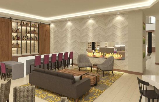 Hotel-Bar Embassy Suites by Hilton Berkeley Heights