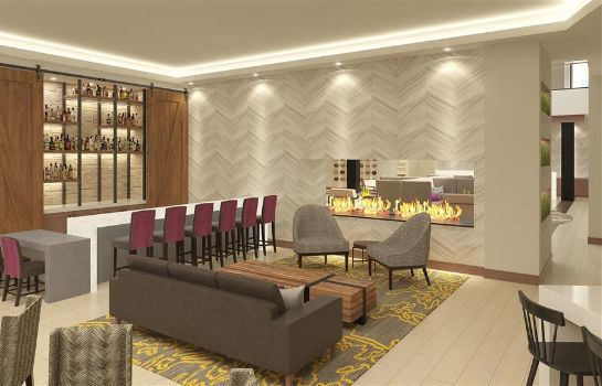 Bar del hotel Embassy Suites by Hilton Berkeley Heigh