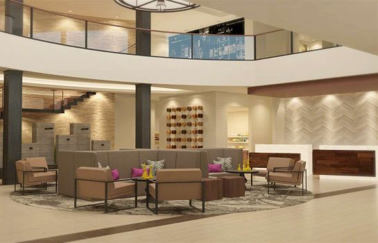 Lobby Embassy Suites by Hilton Berkeley Heigh