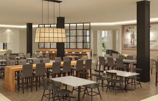 Restaurante Embassy Suites by Hilton Berkeley Heights