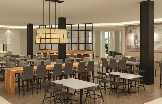 Restaurante Embassy Suites by Hilton Berkeley Heigh