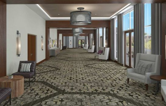 Sala de reuniones Embassy Suites by Hilton Berkeley Heights