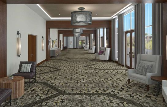 Sala de reuniones Embassy Suites by Hilton Berkeley Heigh