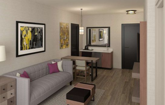 Habitación Embassy Suites by Hilton Berkeley Heigh