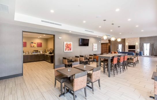 Restauracja Comfort Suites Northwest Houston at Beltway 8