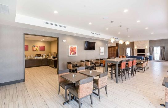 Restaurante Comfort Suites Northwest Houston at Belt
