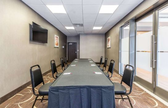 Sala de reuniones Comfort Suites Northwest Houston at Belt
