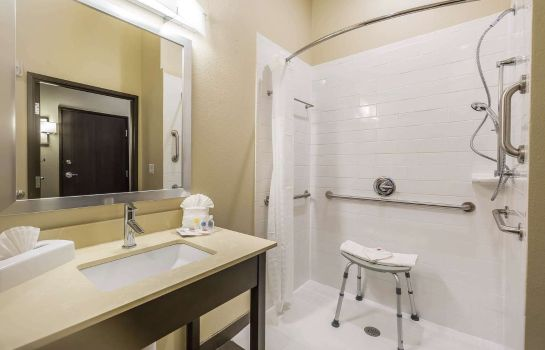Zimmer Comfort Suites Northwest Houston at Beltway 8