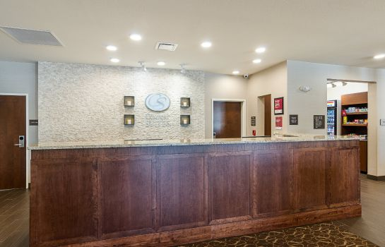 Hol hotelowy Comfort Suites Loveland
