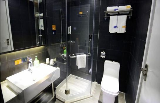 Bagno in camera Yeste Hotel Nanning Railway Station