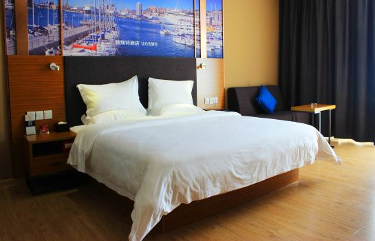 Single room (standard) Yeate Hotel Wuzhoou Longfor Square