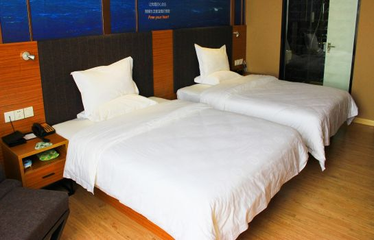 Double room (standard) Yeate Hotel Wuzhoou Longfor Square