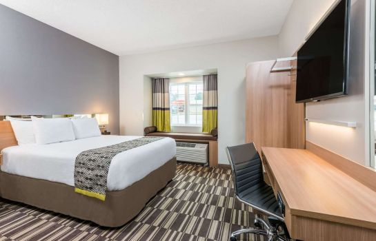 Kamers MICROTEL INN & SUITES BY WYNDH