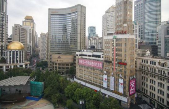 Picture Sweetome Boutique Apartment Shanghai East Nanjing Road