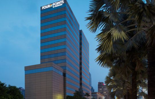 Vue extérieure Four Points by Sheraton Jakarta Thamrin