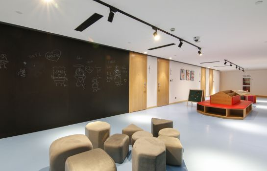 Interior view Sweetome Boutique Apartment Shanghai East Nanjing Road