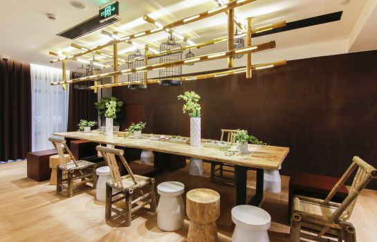 Restaurant Sweetome Boutique Apartment Shanghai East Nanjing Road