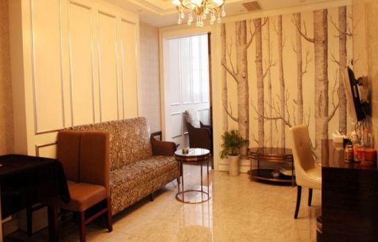 Suite QingMu Pojin Hotel Hezhou Road(Chinese only)