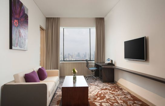 Suite Four Points by Sheraton Jakarta Thamrin