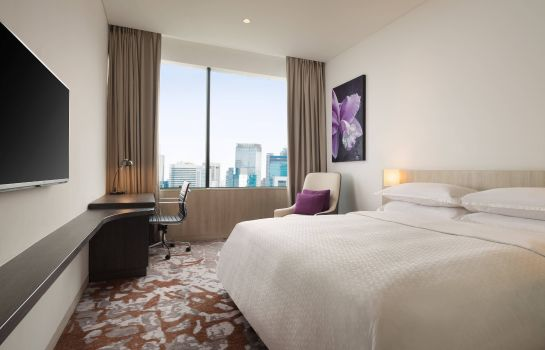 Chambre Four Points by Sheraton Jakarta Thamrin