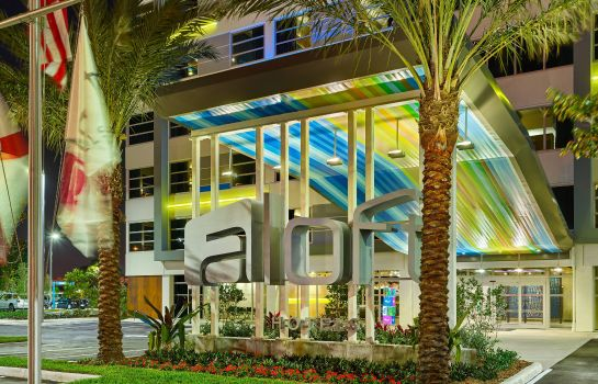 Info Aloft Miami Airport