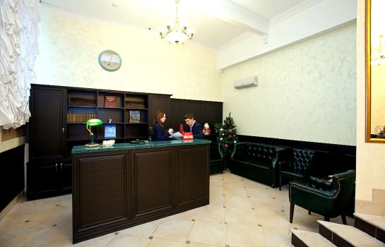 Reception Katyusha Hotel