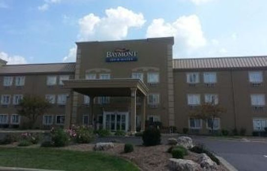 Exterior view Baymont Inn and Suites Litchfield