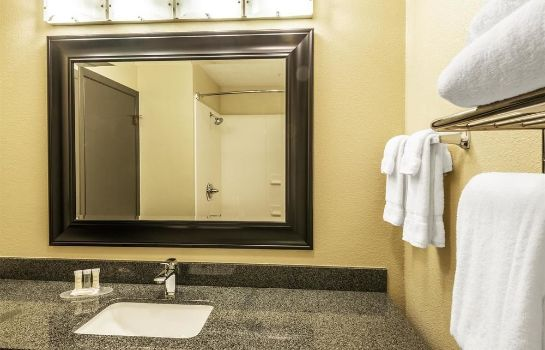 Bathroom Baymont Inn & Suites Copley Akron