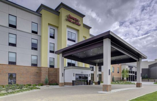 Außenansicht Hampton Inn and Suites by Hilton Columbus Scioto Downs OH