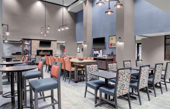 Restauracja Hampton Inn and Suites by Hilton Columbus Scioto Downs OH