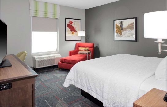 Pokój Hampton Inn and Suites by Hilton Columbus Scioto Downs OH