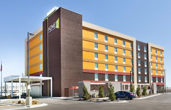 Vista exterior Home2 Suites by Hilton El Paso Airport