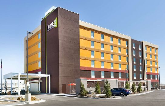 Exterior view Home2 Suites By Hilton El Paso Airport