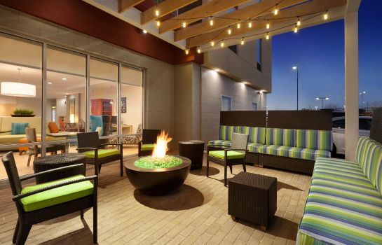 Bar hotelowy Home2 Suites By Hilton El Paso