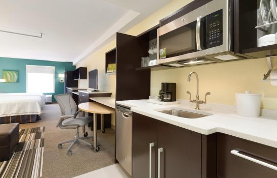 Hotel-Bar Home2 Suites By Hilton El Paso Airport