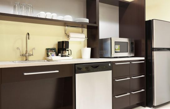 Hotel bar Home2 Suites By Hilton El Paso Airport