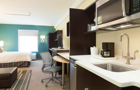 Bar del hotel Home2 Suites By Hilton El Paso Airport