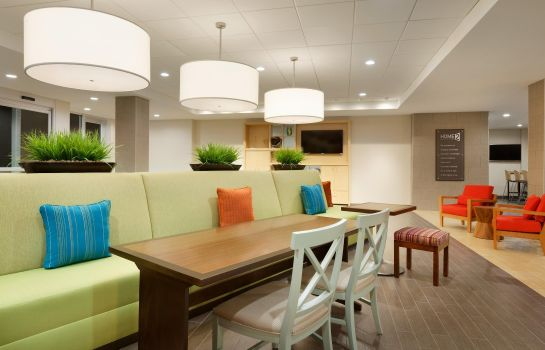 Hotelhalle Home2 Suites By Hilton El Paso Airport