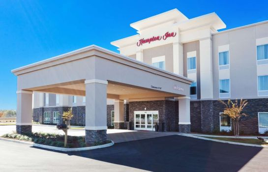 Exterior view Hampton Inn Eufaula AL