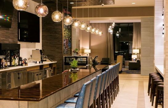 Bar del hotel DoubleTree by Hilton Minneapolis -University Area