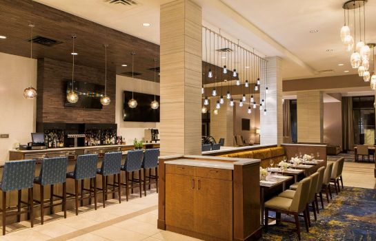 Restaurante DoubleTree by Hilton Minneapolis -University Area