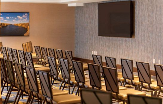 Sala konferencyjna DoubleTree by Hilton Minneapolis -University Area