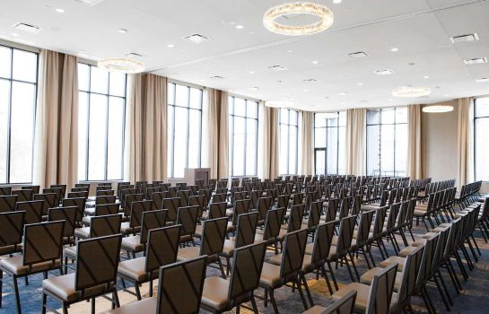 Sala de reuniones DoubleTree by Hilton Minneapolis -University Area