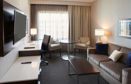 Habitación DoubleTree by Hilton Minneapolis -University Area
