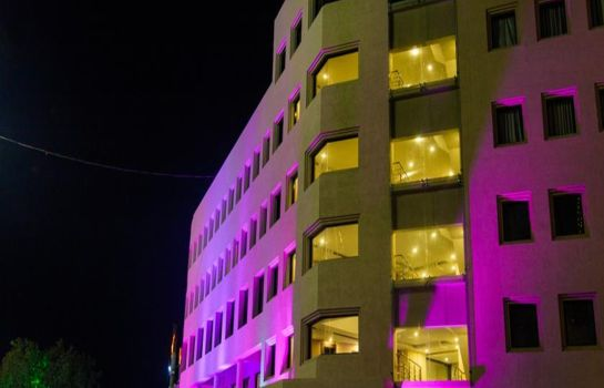 Exterior view Spectrum Hotel & Residencies