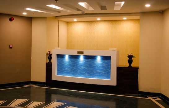 Reception Spectrum Hotel & Residencies