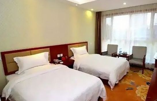 Double room (standard) Xi'an Aodu Hotel Mainland Chinese Citizens Only