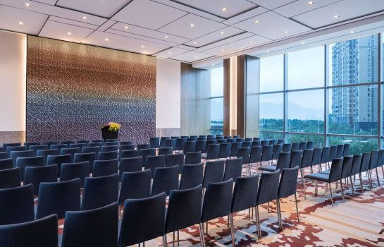 Conference room HYATT REGENCY FUZHOU CANGSHAN