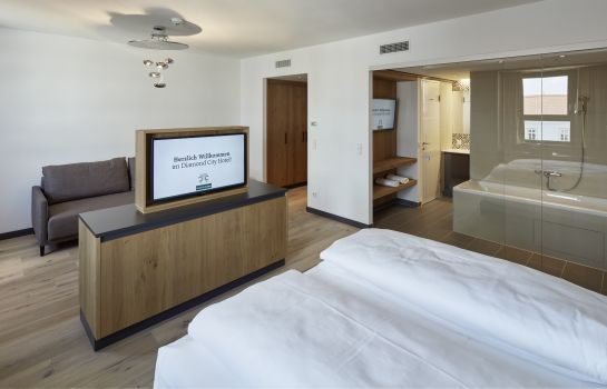 Junior Suite Diamond City Hotel Tulln